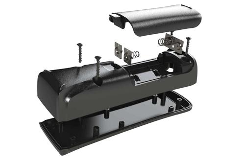battery compartment enclosures