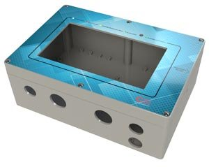 outdoor waterproof enclosure