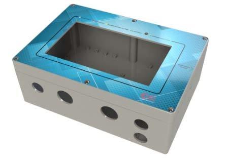 outdoor waterproof enclosure