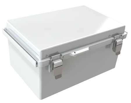 Hinged Electrical Enclosures Junction Boxes Plastic Metal
