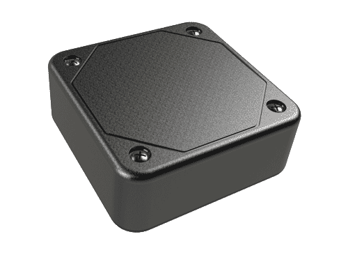 ABS Plastic Enclosure Electronics Box Project Case Shell Round 3.15x1.57inch