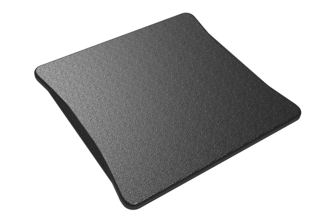 BX-22C plastic glue on cover for Polycase BX series enclosures