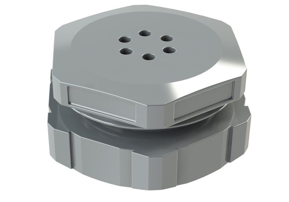 vent plug for electronics enclosures