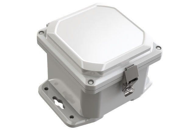 Zh 060604 Outdoor Electrical Junction Box With Hinged Cover