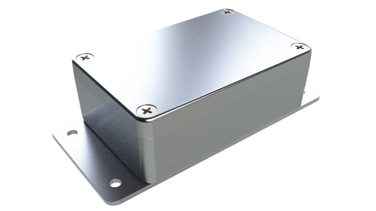 ILME APV 20/Box Aluminium 20/VC Painted containing Boxe IP66//IP67/264/x 314/x 122