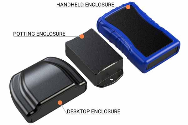 Multi-purpose enclosures for electronics