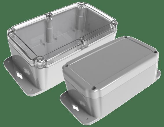 plastic polycarbonate enclosures for electronics