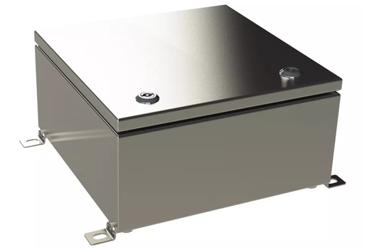Polycase SA-33 stainless steel enclosure