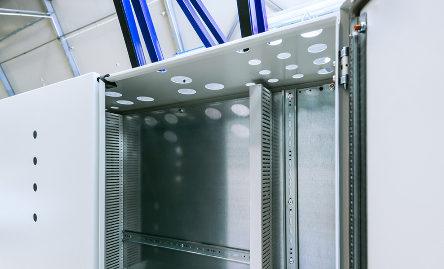 electric enclosure temperature control
