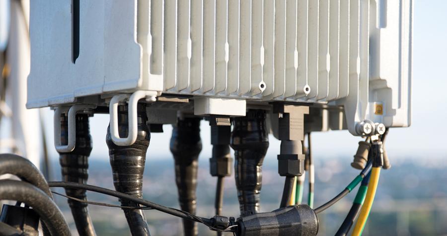 telecommunication equipment box